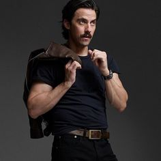 Milo Ventimiglia Talks This is Us Character Jack's Death , Fatherhood and His Future on the Show Gilmore Girls 2016, This Is Us Characters, Milo This Is Us, Milo Ventimiglia Gilmore Girls, Mandy Moore, Tv Show Quotes, Guys Be Like, Good Looking Men, Best Tv