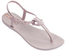 4a30a00321fa Ipanema Women`s Flip Flops Ellie Sandal Beige Brazilian T-Strap Sandals NWT