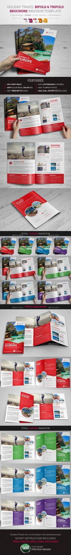 15 Travel Brochure Examples With Enticing Designs Brochures - sample travel brochure