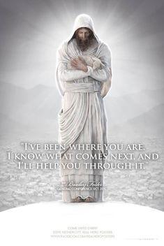 Jesus Our Savior, Jesus Art, Jesus Is Lord, Jesus Reyes, Papa Juan Pablo Ii, Pictures Of Jesus Christ, Jesus Painting, The Good Shepherd, Catholic Saints