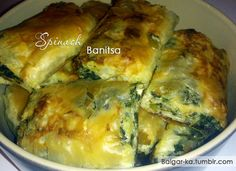 Food Time, Spinach Banitsa - The Blog of one Balgar-ka.tumblr.com