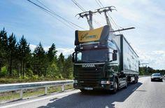 Suécia inaugura primeira estrada elétrica do mundo