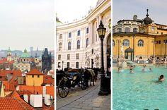 The Central Europe Trifecta: Visiting Prague, Vienna & Budapest | WORLD OF WANDERLUST