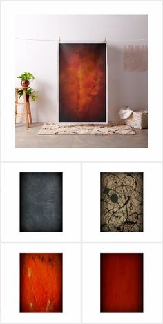 Photography Backdrops for the professional and amateur photographer. These work great as portable backdrops, so you can take them with you to your photo shoot.