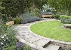 foto: john whitaker (Circular Patio Step)