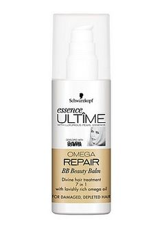 Essence Ultime Omega Repair 7in1 Beauty Balm tehohoito 100ml hiukset latvat elle suosittelee 8 e