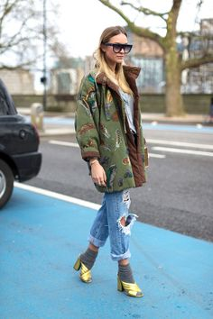 fc8f233d6614 Street Style Trends Fall 2016 - Street Style Trends from Fashion Month Fall  2016