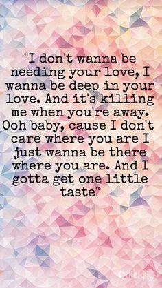 Sugar, maroon 5  Love quotes