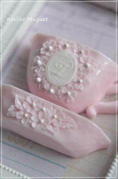 Sakura Flower teacup