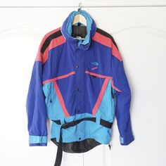 Belted The north Face jacket