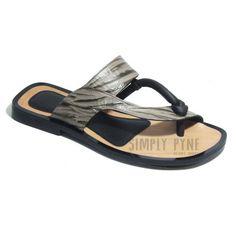 Men's Handmade Leather Sandals por SimplyPyne en Etsy, ฿1300.00