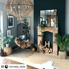 The small but convenient Rushden rattan basket is the perfect edition to any fireside. Keep kindling near and neatly stored with our expertly crafted storage. Square Baskets, Wood Burner, Rattan Basket, Vintage Decor, House Design, Sun Room, Living Room, Logs, Vines