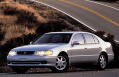LEXUS GS (1993 - 1997) Description & History: In production between 1993 and 1997, Lexus claimed that this GS was manufactured using the most advanced Tahara production technology, with only eight manual spot welds.