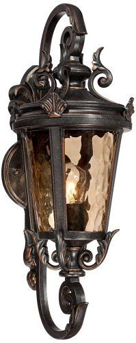 Casa Marseille Vintage Outdoor Wall Light Bronze French Vintage Sconce Fixture for Home Porch Patio - John Timberland Exterior Lighting, Outdoor Wall Lighting, Outdoor Walls, Home Lighting, Lighting Design, Black Outdoor Wall Lights, Solar Wall Lights, Candle Sconces, Wall Sconces