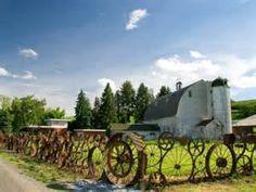 Backyard Fence Art - Bing Images
