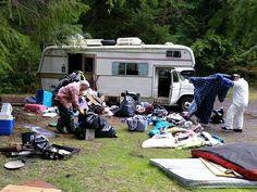 Illegal Dumps Threaten Free Camping