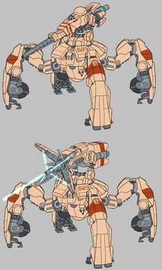 Robot Concept Art, Armor Concept, Weapon Concept Art, Robot Animal, Manga Eyes, Arte Robot, Cool Robots, Gundam Art, Futuristic Art