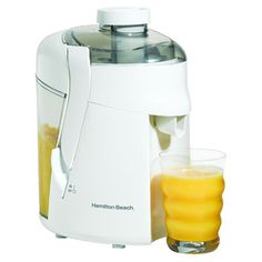 I pinned this Hamilton Beach Juicer from the Fresh & Fit event at Joss & Main!