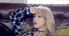 "SNSD Taeyeon's Choker Necklace Fashion from Her Latest Single Album ""I"" MV"
