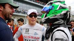 Sir Chris Hoy joy after 'amazing' Le Mans 24 Hours debut #LM24 - pictured with his race team at Le Mans