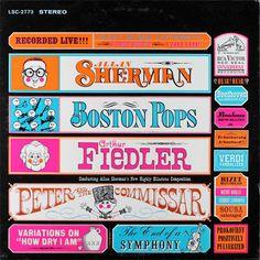 Ancienne pochette de disque  vintage album cover