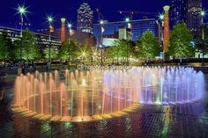 Photo Atlanta America