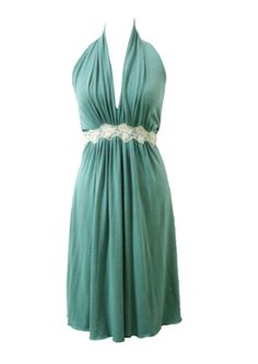 Mint Marilyn Dress DesignersDress Plus Size Dress by tamarziv, $109.00 - might be a possibility