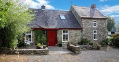 IrishCentral - Your daily source for everything Irish | IrishCentral.com Moving To Ireland, Property Real Estate, Irish Cottage, Urban Life, Traditional Furniture, Wooden Flooring, White Walls, Habitats, Countryside