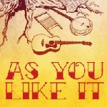 Show ends June 30! Davis Shakespeare Ensemble's presentation of As You LIke It at the UC Davis Arboretum's gazebo.