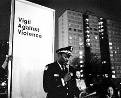 Vigil Against Violence — Invisible Institute ~ Remembrance, steadfastness and prayer