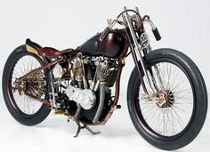 """Speed Demon"" Harley-Davidson JD 1919 by Abnormal Cycles 