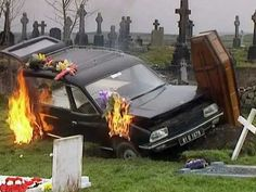 """Phrases Irish people use when being brutally honest - """"You'll be late for your own funeral"""" Meaning: Your time keeping skills leave a lot to be desired."""