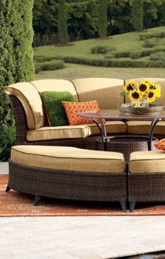 Malibu Outdoor Furniture Collection.