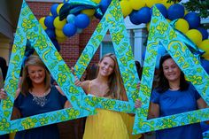 Sisters are the most precious gift. Delta love from Phi Theta at Auburn University!