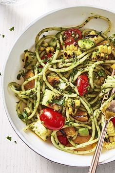 Pesto Pasta - GoodHousekeeping.com