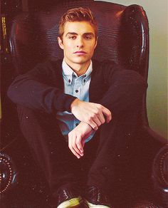 Dave Franco. Beautiful genes