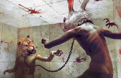 Battle by Ryohei Hase
