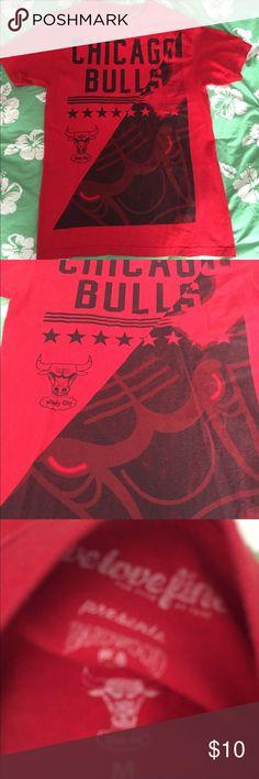 Chicago Bulls Tshirt Like new Shirts Tees - Short Sleeve