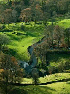 """bonitavista: """" Cumbria, England photo via deanna """""""