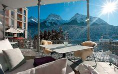 Hotel Belvedédère in Scuol: Kinderfreundliches Paradies