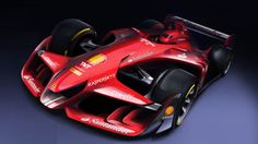 Scuderia Ferrari dreams up the F1 car of the future