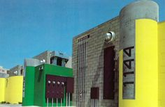 Arqueología del Futuro: 1978 Morgenstern Warehouse [Eric Owen Moss + James Stafford] HIPERGRÁFICA