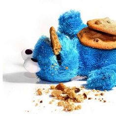 Cookie Monster ❤