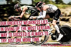 Cycling Quotes Archives - Page 4 of 53 - All up to date 2020 Texas bicycle rides in one location Sports Activities, Physical Activities, Hip Fracture, Types Of Cardio, Fleur Design, Pound Of Fat, Serious Injury, Fast Workouts, Road Bike Women