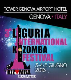 3 Liguria International Kizomba Festival dal 3 al 5 giugno a Genova