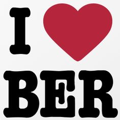 I <3 BER (Berlin) iPhone Case - http://iloveberlin.spreadshirt.de/i-love-ber-berlin-iphone-case-A22192060