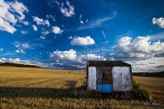 Caseta de labranza.  Landscapes photo by DeMadriz http://rarme.com/?F9gZi