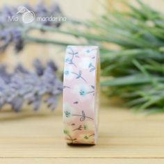 Washi Tape Soft flower