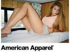 Cailin Russo American Apparel Model
