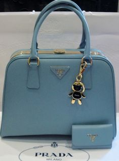 PRADA, this would be wonderful with all the wedgewood blue we have in CAbi